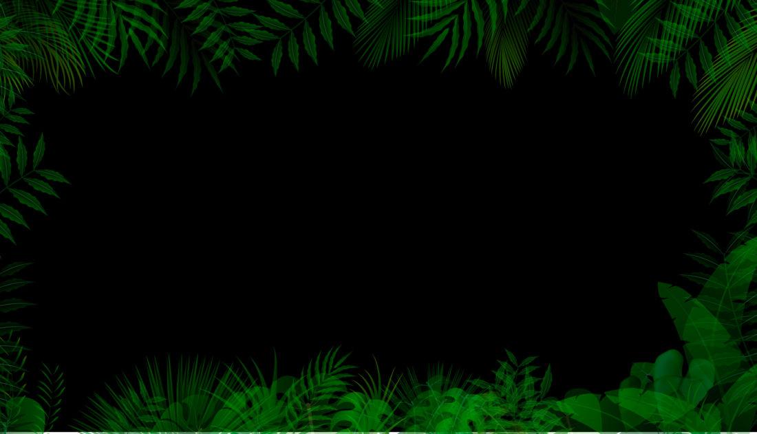 blackbar, schwarzer Hintergrund