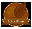 blackbar, Der Frucht-Nuss-Super-Mix in Riegelform!, Icon, Echte Nüsse